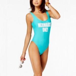 [California Waves] NEW Mermaids Only Monokini Swim